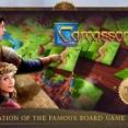 2001年ドイツゲーム大賞受賞の『カルカソンヌ』の新アプリがApp Store配信開始。Google Play版とSteam版は半額セール開始