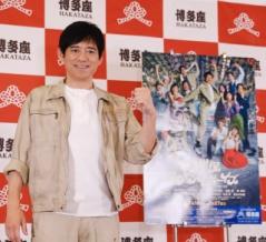 舞台「羽世保スウィングボーイズ」レポート。博多華丸さん主演の新作舞台が、2021年7月博多座、8月大阪新歌舞伎座で上演。