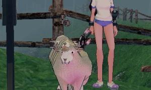ム カ デ の よ う な 羊