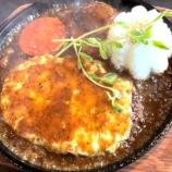 『飯テロ投稿失礼します!桜ヶ岡ビストロカーサJiZiさんで、大人気JiZiバーグをいただきました!』の画像