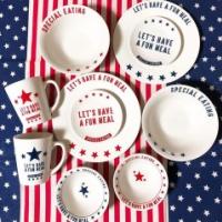 ダイソーの「星柄食器」がアメリカンでかわいい♡みんなの購入品まとめ