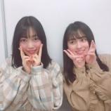『『らじらー!サンデー』本日出演の悠理ちゃんと桃ちゃんの2ショットが3枚きたぞ!【乃木坂46】』の画像