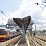 『スルポン線、スルポン電留線供用開始(12月1日~?)』の画像