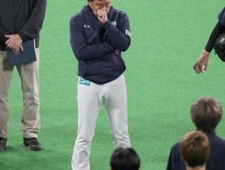 日本ハム、栗山監督の今シーズン限りでの退任を正式発表