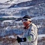 『大晦日はオナチューメンツでかぐらスキー場へ。快晴のプチバックカントリーは最高だった♪』の画像