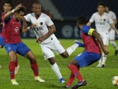 【 ACL試合結果!】鹿島、マレーシアのジョホールというクラブに敗れる・・・