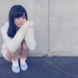 『安心してください履いてますよ◎福岡聖菜ちゃんの体育座り』の画像