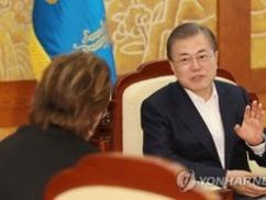 ムン大統領「韓国国民が南北統一に賛成した。いよいよ始まるから世界の皆さん注目してください!」