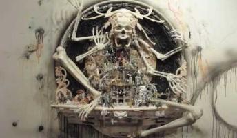 神話と現代の融合!Kris Kuksiの幻想的な芸術作品がとにかく凄い