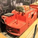 『足尾銅山の保存車(機関車編)』の画像