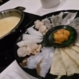 『雲丹スープ魚介しゃぶしゃぶ♪~【シェイブ アイス カフェ (shave ice cafe)】』の画像