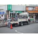 『戸田駅で自転車撤去作業を目撃』の画像