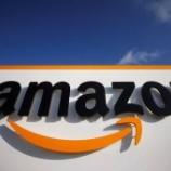 『【制裁】米国政府、「Amazon」を「悪質市場」に指定か・・・』の画像