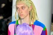 【フランス】白人モデルにコーンロウ、物議 コムデギャルソンに批判