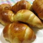 『ロールパン作ってお出かけ??☆』の画像