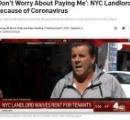 「4月分の家賃は払わなくていい。家族の心配をして」米NYの大家マリオさん アパート入居者約200人超に宣言