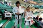 田中選手と池田選手が『世界空手道選手権大会』で準優勝したみたい!【交野人:空手の田中さん、池田さん】