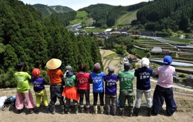 『5月30日 ひまわり大作戦in星野村 フォローアップ活動』の画像
