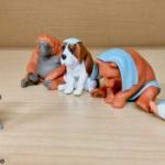 サウナでまったり疲れを癒す動物たち!ガチャフィギュア「どうぶつサウナ2」が登場!