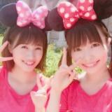 今度TDLに二人で行こうと言った朝長美桜に指原莉乃「言ったな??????????」