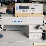 『【先日、各種本縫い自動糸切りミシンの中古をお買い上げいただいた岐阜県安八郡のお客様にJUKI製DDL-5571N(本縫い自動糸切りミシン)の中古を2台、増設しました】』の画像