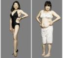 52歳エド・はるみ、RIZAPで18キロ減「グゥ~美ボディー」【画像】