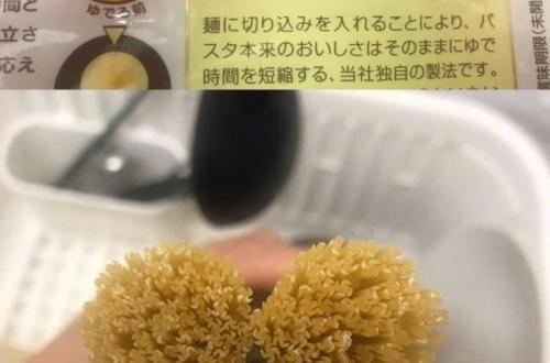 ドイツ人「おい日本!!このパスタの形はダメだろ!!!」のサムネイル画像