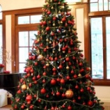 『【Salon de Anjela様】藤田記念庭園洋館クリスマス装飾のご案内』の画像
