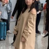 『【乃木坂46】上海空港で現地のファンに自然に溶け込む今野さんがこちらwwwwww』の画像