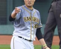 阪神秋山11勝「完璧な投球やった」矢野監督も絶賛   18試合 11勝 3敗 2.89