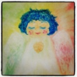 『ベビートークアートセラピー日記(ママを守るベビーとホントの天使)』の画像