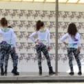 学園祭ダンス部の3