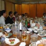 『2000年 9月24日 木村一秋・JH7BKN歓送会』の画像
