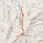 『天狗山 610m Mar. 14, 2018』の画像