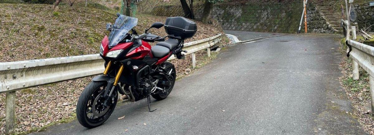 「バイクで聖地を巡る旅」 イメージ画像