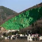 中国の緑化、日本政府が100億円拠出へ