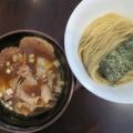 つけ麺 麦の香@西早稲田 「肉もりつけ麺(少)」