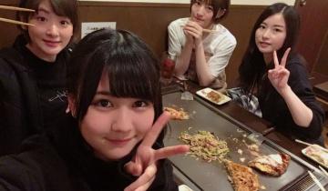 【乃木坂46】麗乃ちゃんブログにご飯会の琴子!一体何を話すのか全く想像つかない