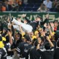 福岡ソフトバンクホークスが日本シリーズ3連覇 7年連続パ球団が日本一に