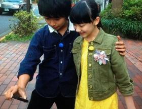 芦田愛菜さん、イケメンに抱擁されて女の顔になる