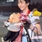 【ハニュース】  羽生選手の腕見て!!!   BUMPの チ...