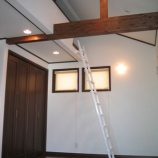 『屋根裏部屋のポイント』の画像