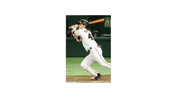 巨人の25歳以下の野手が今季上げた打点・・・