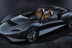 マクラーレン新型スーパーカー「エルバ」公開! ※フロントガラスなし