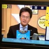 『NHK「ニュースチェック11」でツイートが取り上げられた話。』の画像