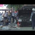 75歳のタクシーが金山に突っ込む/タクシー会社がシニア向けセミナー