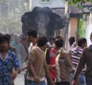 【画ゾウ】インドでゾウが大暴れ