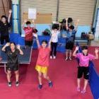 『中学の部:卓球ラウンジノア ノアカップ』の画像