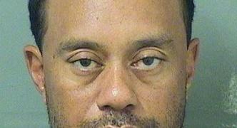 【男子ゴルフ】飲酒運転の疑い タイガー・ウッズ選手を逮捕