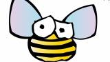 ワイ(34)、会社内に蜂が侵入した為、大騒ぎして部下を放置して社外へ逃亡した結果www